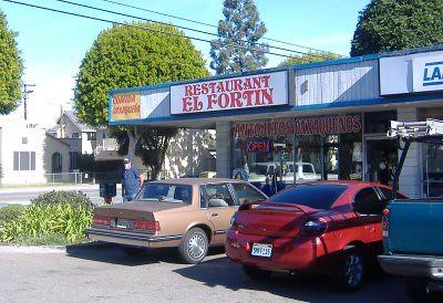 El Fortin - Exterior