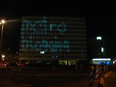 metro blogging