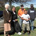 The Bottenfield family, Elaine Fike, and Noah