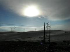 Wind Power Generation.Inner Mongolia (Astro Zhang Yu) Tags: china snow power wind inner mongolia generation
