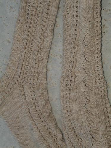 Sibille socks 2