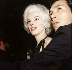 Jose & Marilyn, Golden Globes 1962 (kekyrex) Tags: marilynmonroe goldenglobes josebolanos