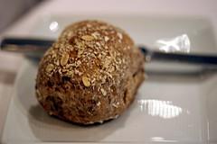 Seven-grain roll