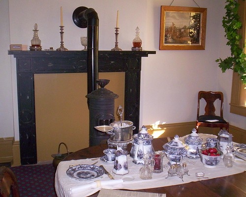 Tea Time Room