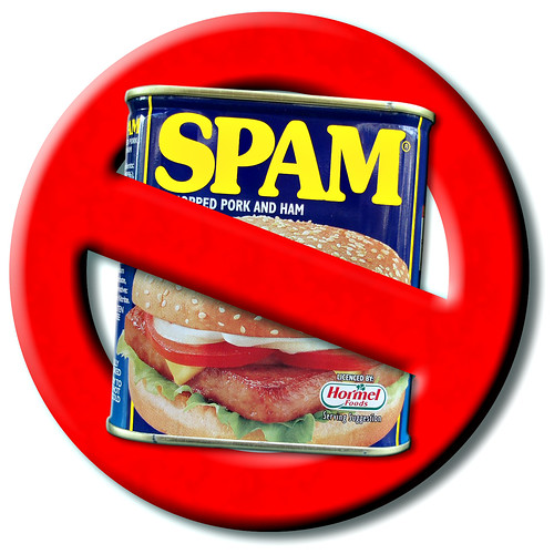 No-Spam logo by hegarty_david, on Flickr