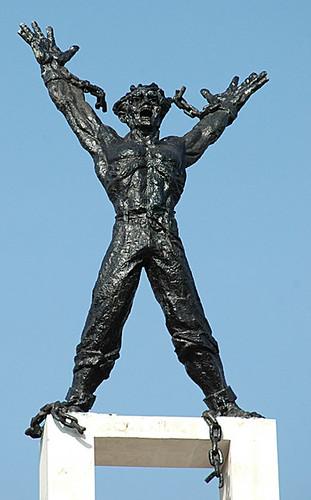 Irian Jaya Liberation Monument Jakarta