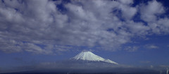 春の富士 / Mt. Fuji of the early spring
