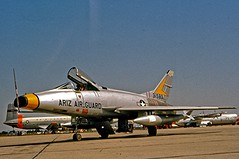 North American F-100 Super Sabre 15 May 1960 (Lance & Cromwell) Tags: old plane us war aircraft military airplanes jet f100 super sabre planes northamerican oldplanes warplanes