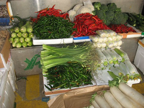 Fresh produce - Shenzhen, China