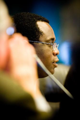 Guggi Laryea (Worldbank)