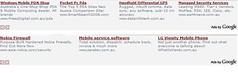 Google Adsense Page Navigation