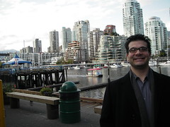 Chris Strompolos in Vancouver