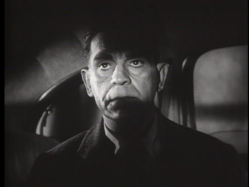 Karloff as a Corpse