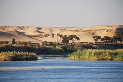Views along the River Nile (Michael Gwyther-Jones) Tags: desert egypt nile rivernile