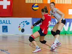 150718_WEVZA_SUI-ESP_116 (HESCphoto) Tags: volleyball schweiz spanien wevza saison1415 damen jugend länderspiel u18 mulhouse centresportifrégionalalsace