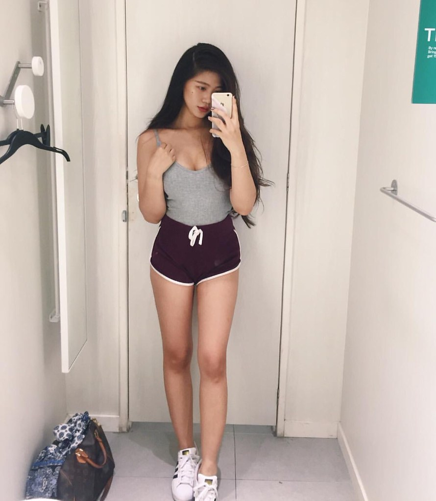 sexy tight asian