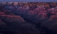 Red Canyon (OranK7) Tags: grandcanyon sunset canyon red arizona califonia landscape scence horizon level