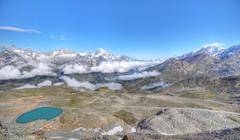 below gornergrat (Toni_V) Tags: mountains alps clouds landscape schweiz switzerland suisse hiking peak zermatt alpen svizzera wallis 2009 hdr valais randonnée d300 photomatix 7exp mattertal toniv dsc0505 mettelhorn platthorn 090811