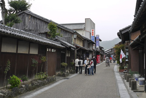 伊勢鈴鹿の関 関町関宿