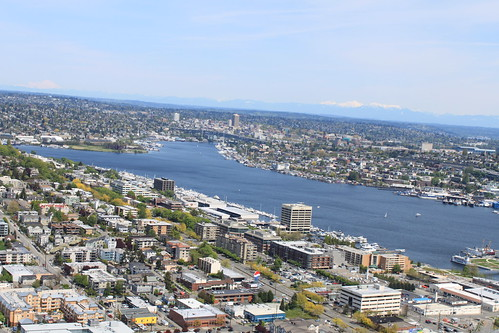 Seattle - Space Needle - View 4