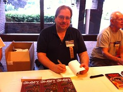 Balticon 45 book signing