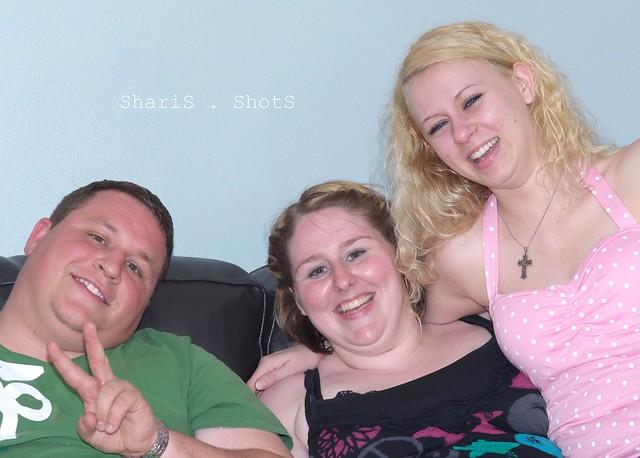 Dean, Erin & Shaina