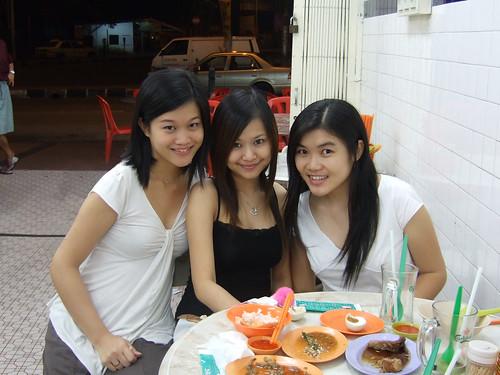Me, Jayna and LooLoo.
