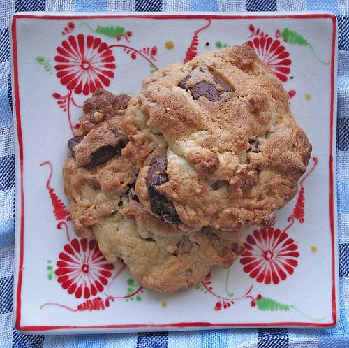choco chunk cookie