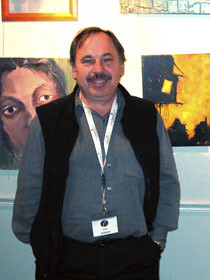 BYRC Manager Robert WIlmot