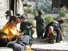 A Kalash family from Grom, Romboor (imranthetrekker , new year new adventures) Tags: pakistan snow afghanistan mountains history tourism church nature architecture river oak adventure glaciers greenery peshawar suspensionbridge polo nwfp juniper mosques shepherds silkroute chitral khyberpass colorsofautumn hindukush terichmir romboor torkham imranthetrekker imranschah northpakistan kalashvalleys shandoorpass muhabbatkhanmosque nooristan bamborate chitralguy thecastleoffairies trekkinginkalashvalleys shandoorfestival stctahedral kalashpasses donsonpass kundayakpass kalashgilrs
