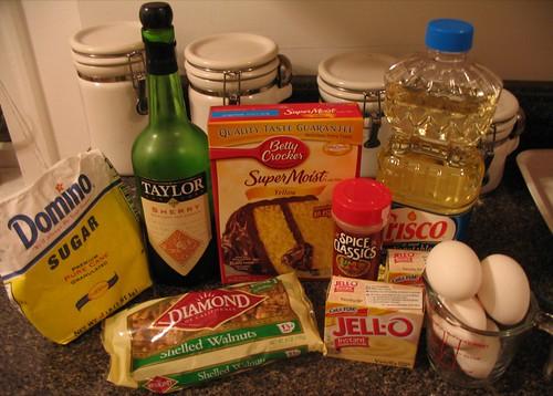 SNBC Ingredients