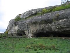 Кошары в Крымских горах