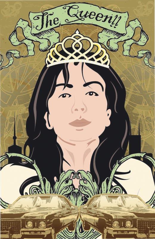 La Reina del Pacifico