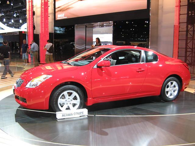 cars laautoshow nissanaltima losangelesautoshow 2008cars