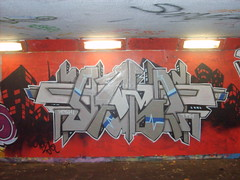 Techy (Loki SON) Tags: graffiti loki norwich production graff yesh flya tph teem