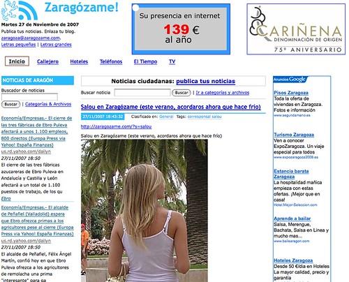 Zaragózame.com