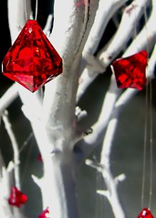 jewels for christmas (Darwin Bell) Tags: christmas xmas red white tree jewel challengeyouwinner mywinners cywinner flickrgold twtmesh020818