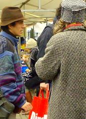 organic market vendors, amsterdam (venetia 27) Tags: amsterdam jordaan organicmarket