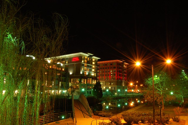 Greenville SC - RiverPlace