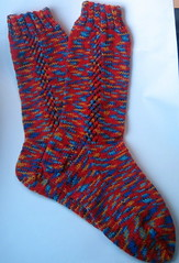 Dublin Bay Socks for my sis R
