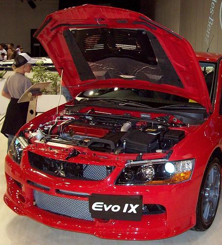 Mitsubishi Evo IX 2007 Perth Motor