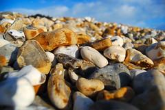 Stonebathing (Matt_Daniels) Tags: uk england beach sussex westsussex westwittering d40x