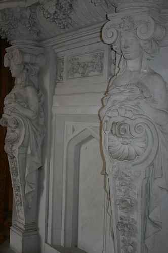 Caryatids - Left Side