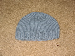 FO: Simple Baby Hat