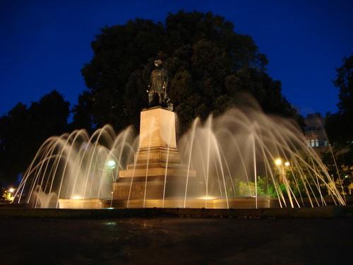 Fountain, Hobart...