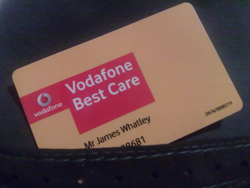 Fwd: Whatley on Wednesday - An open letter to Vodafone