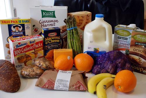 What We Eat: Week 7 February 2008