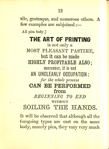The Art of Printing by alan.98