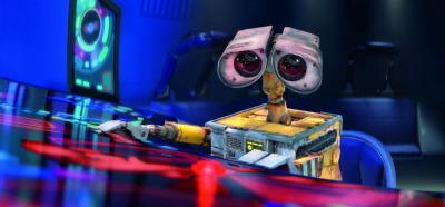 Wall-E y una aspiradora nos hacen reír