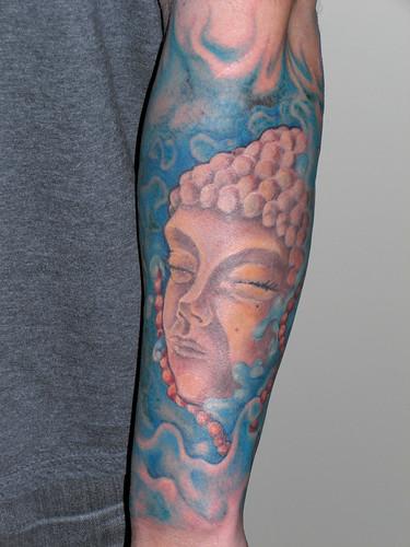 Buddha Ganesha Tattoo